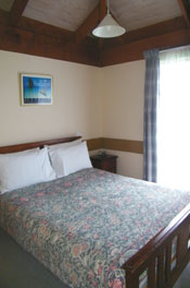 beach buncalow double room